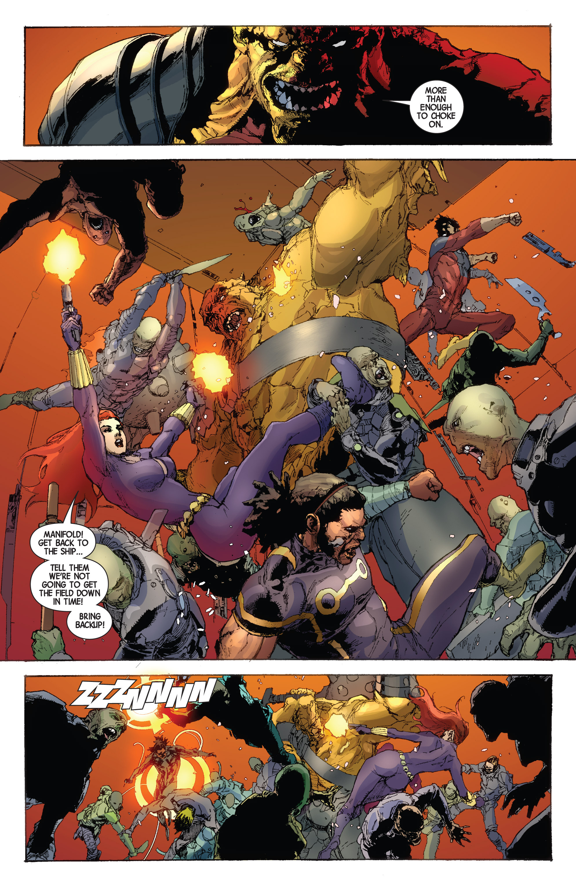Read online Avengers (2013) comic -  Issue #Avengers (2013) _TPB 4 - 168
