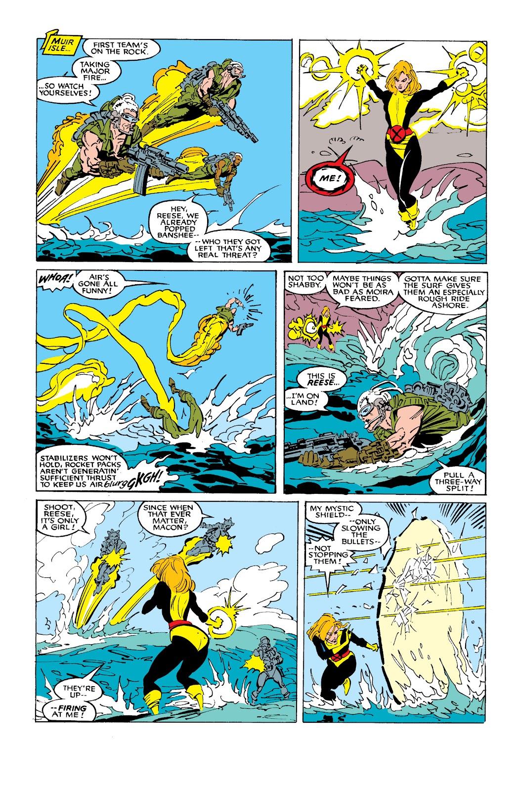 Uncanny X-Men (1963) issue 254 - Page 19