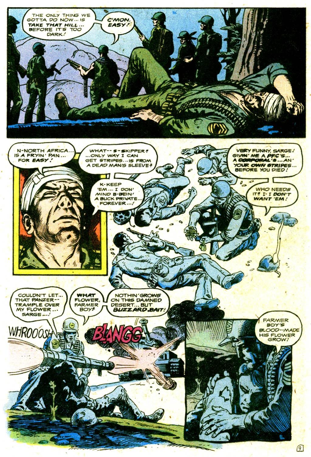 Read online Sgt. Rock comic -  Issue #316 - 15