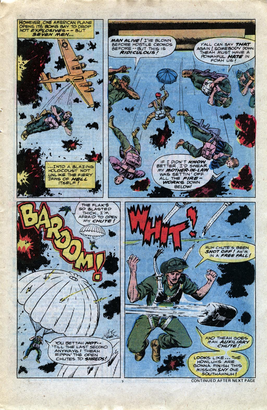 Read online Sgt. Fury comic -  Issue #148 - 9