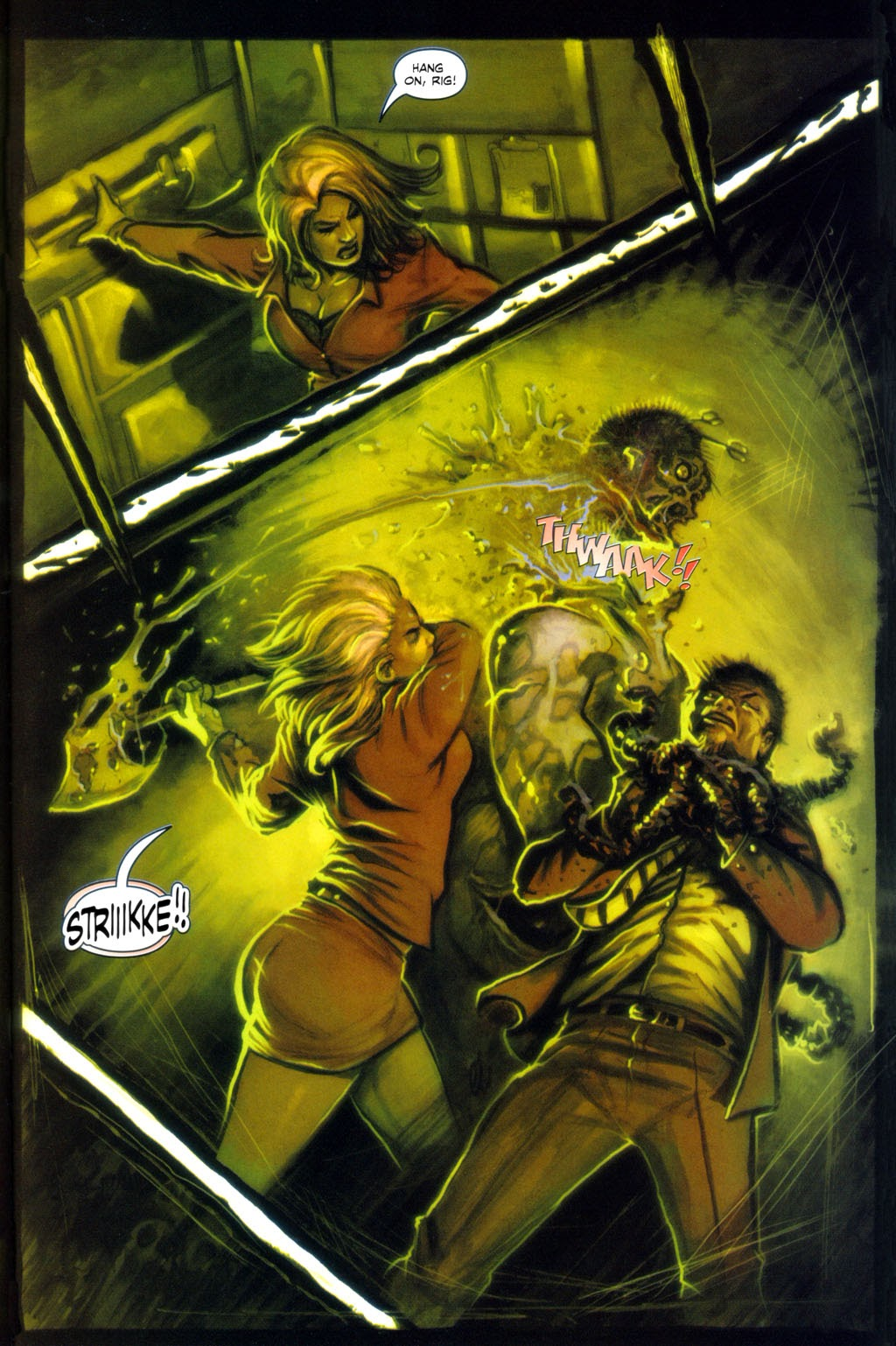 Read online Evil Ernie in Santa Fe comic -  Issue #2 - 16