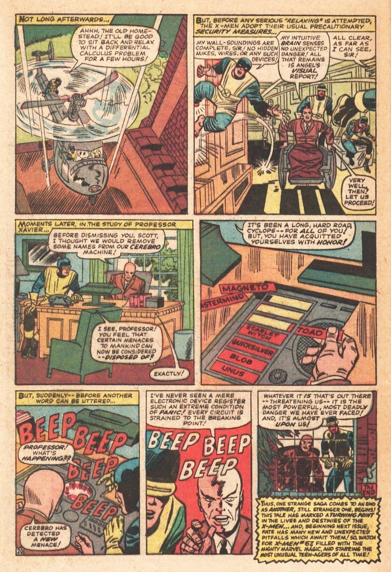 Read online Uncanny X-Men (1963) comic -  Issue # _Annual 1 - 52