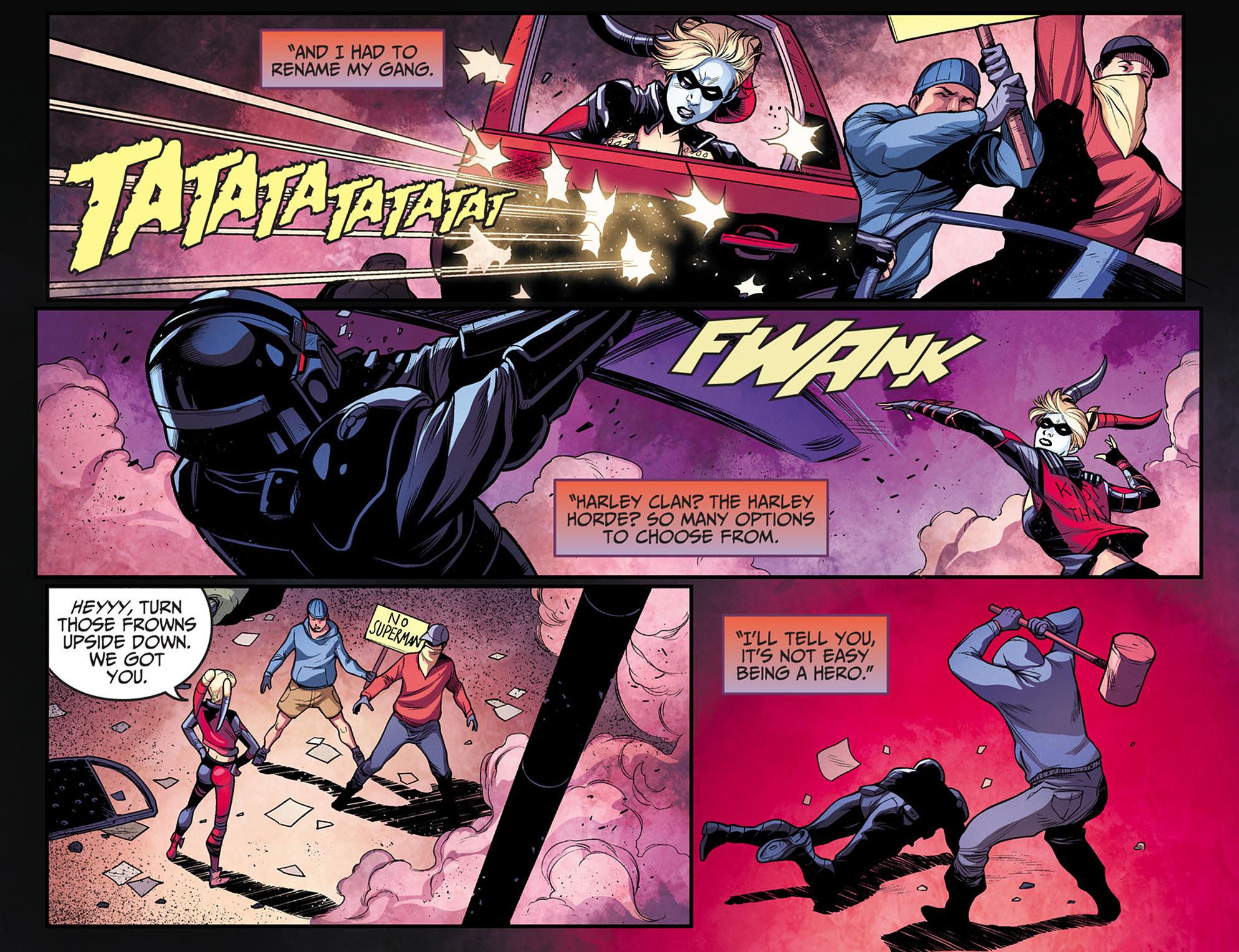 Read online Injustice: Ground Zero comic -  Issue #3 - 19