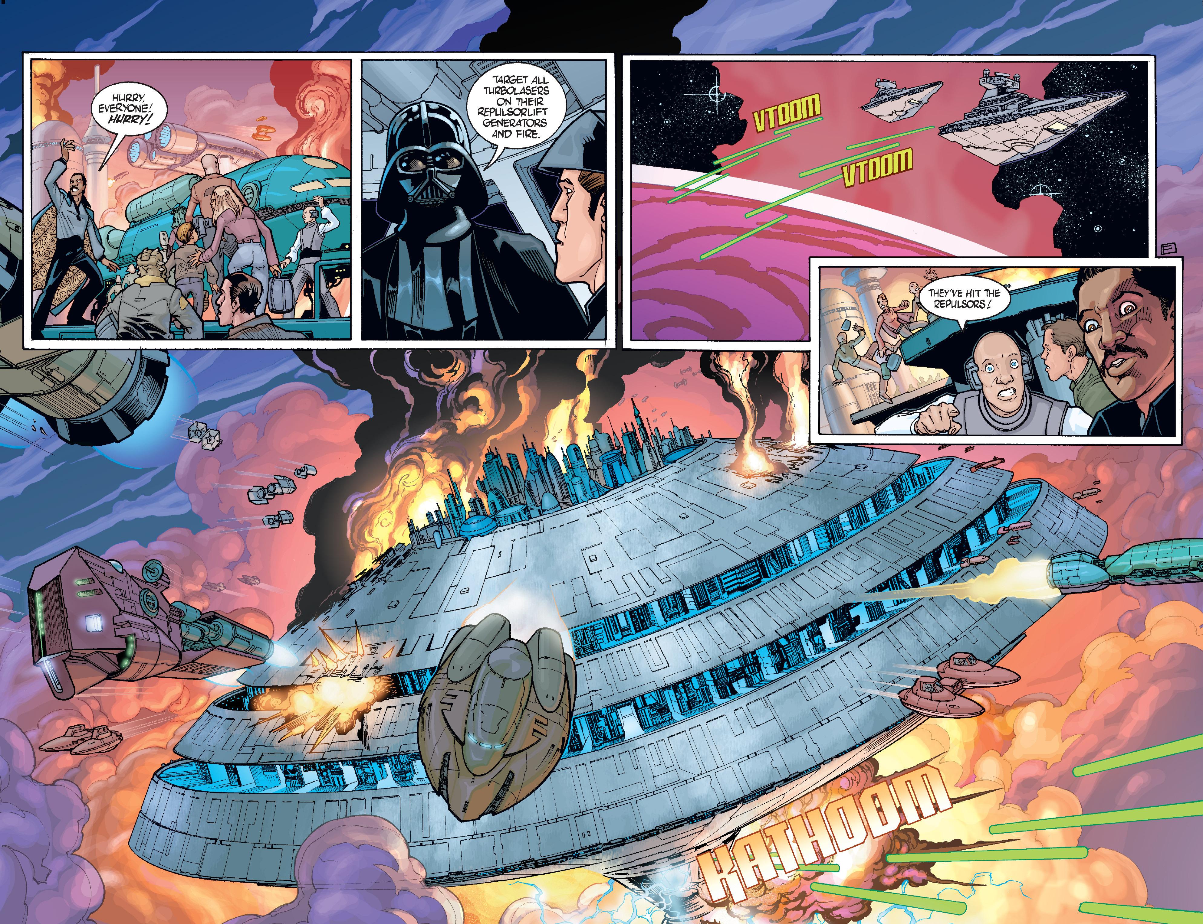 Read online Star Wars Omnibus comic -  Issue # Vol. 27 - 129