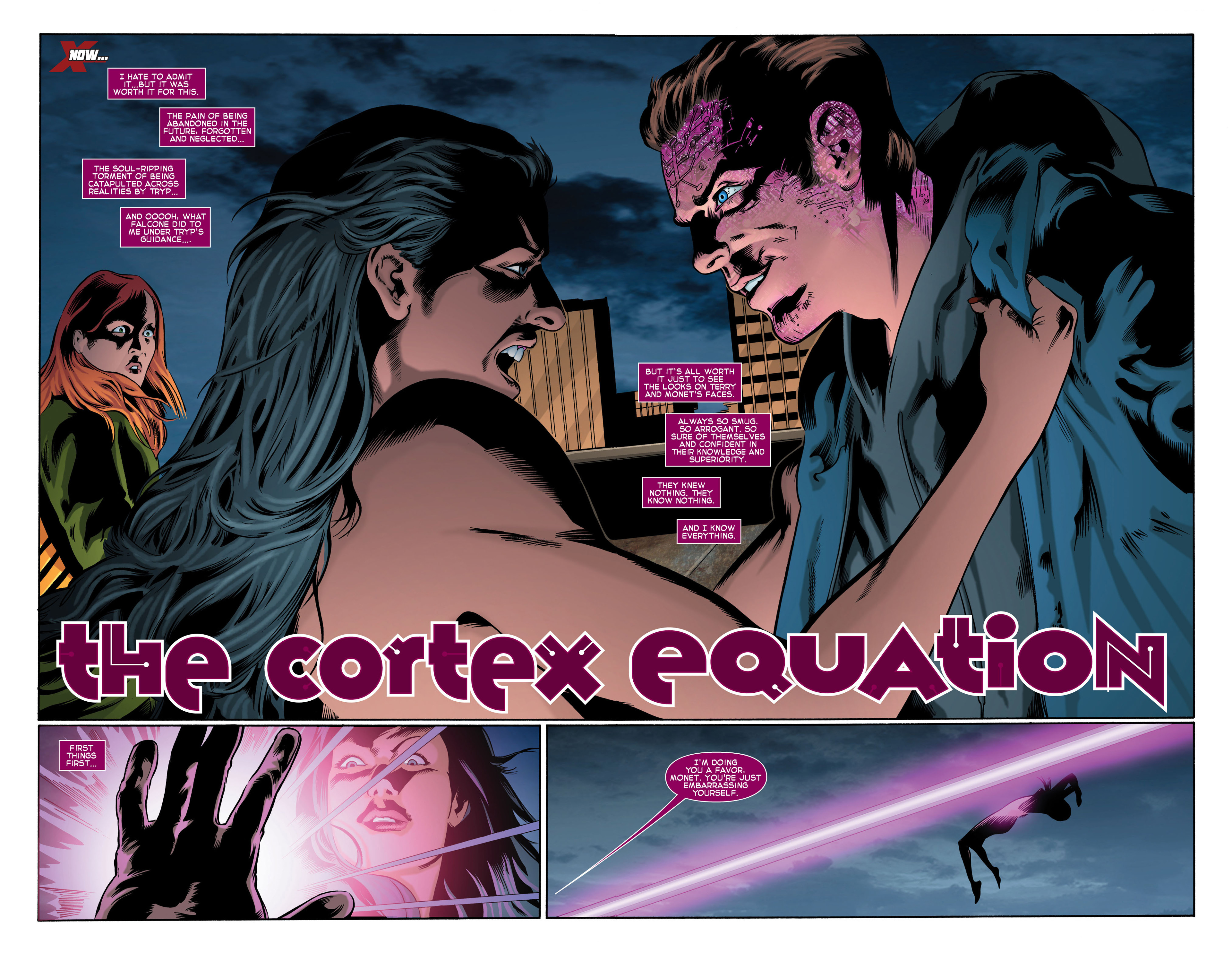 Read online X-Factor (2006) comic -  Issue #48 - 10