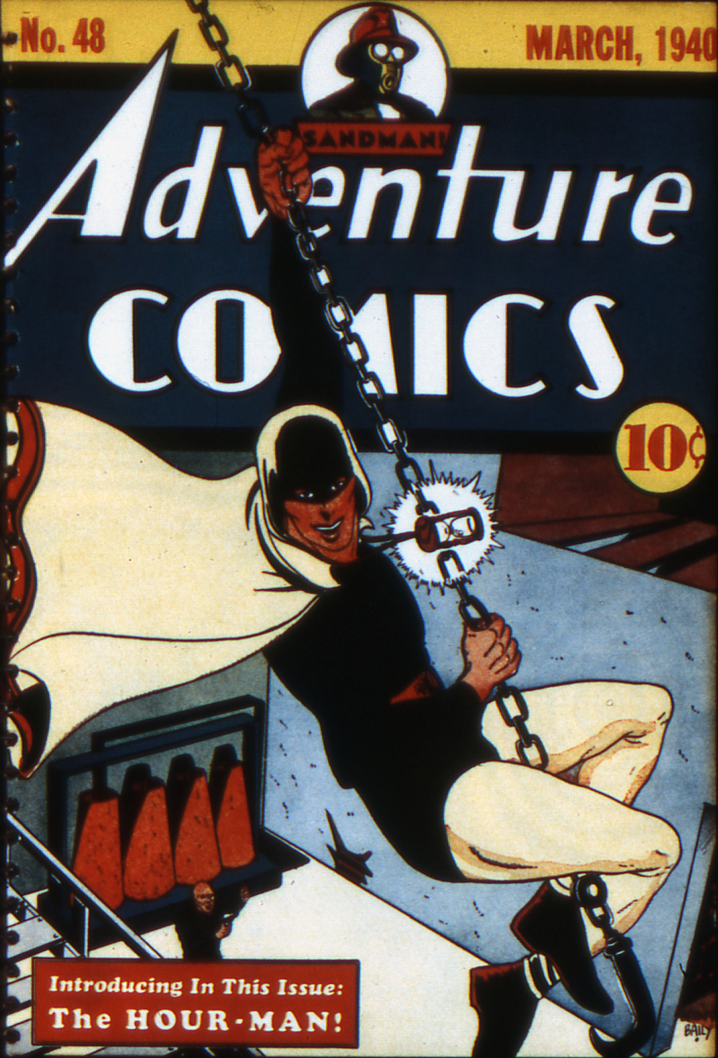 Read online Adventure Comics (1938) comic -  Issue #48 - 1