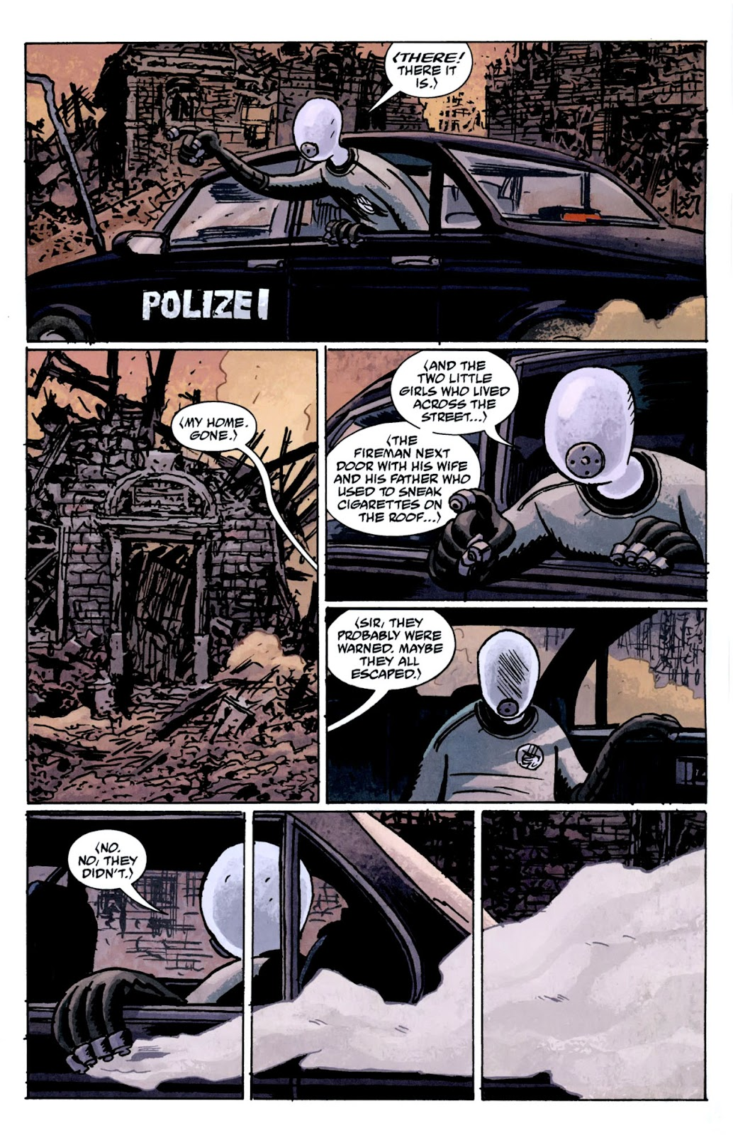 B.P.R.D.: The Warning issue 5 - Page 14