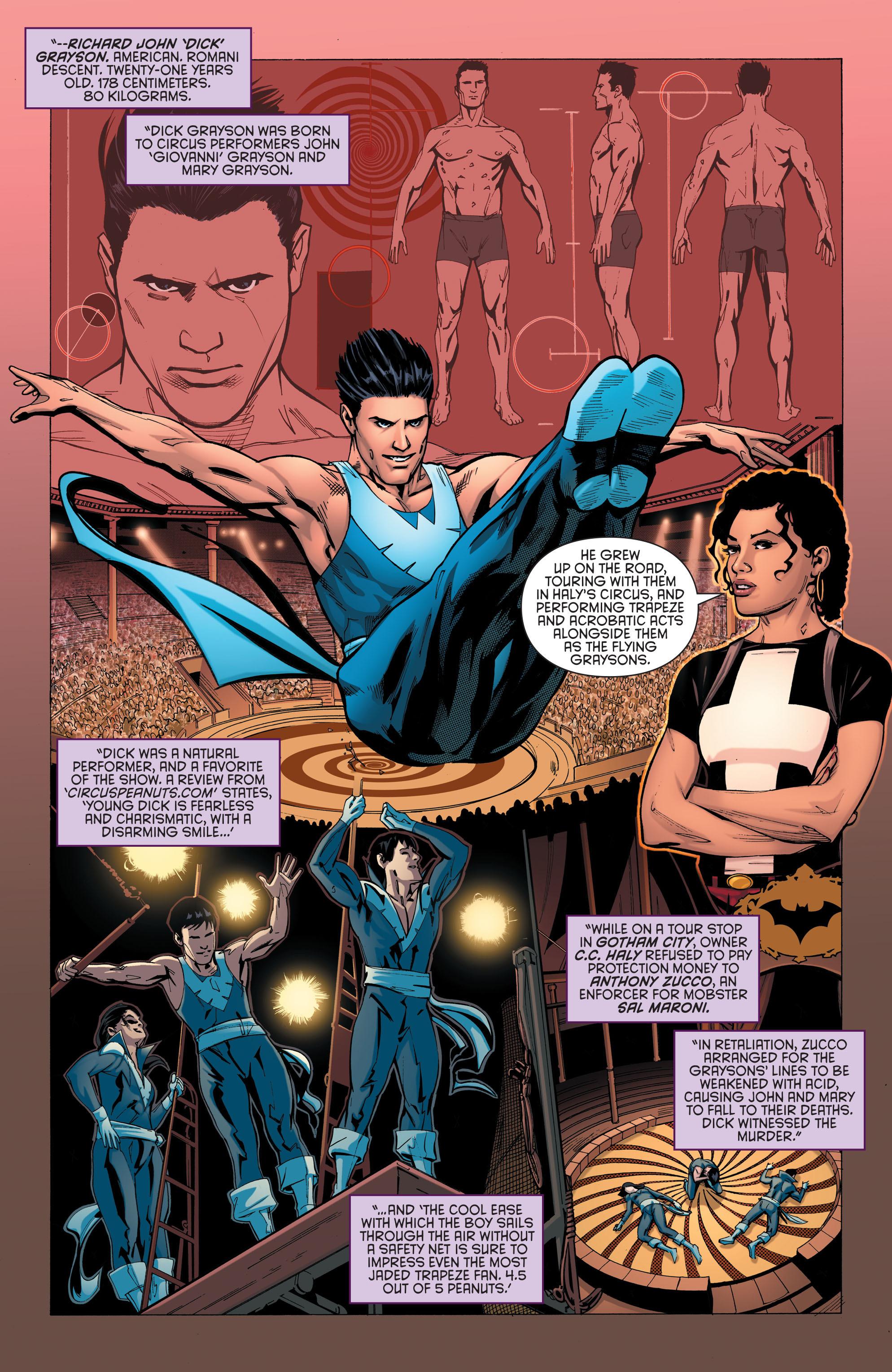 Read online Secret Origins (2014) comic -  Issue #8 - 4