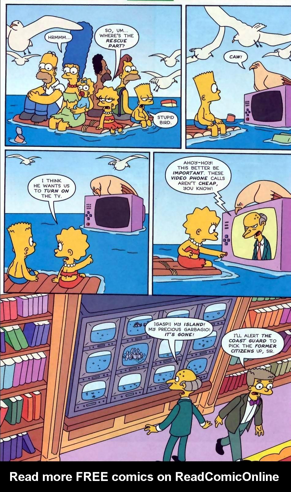 Read online Simpsons Comics comic -  Issue #72 - 19