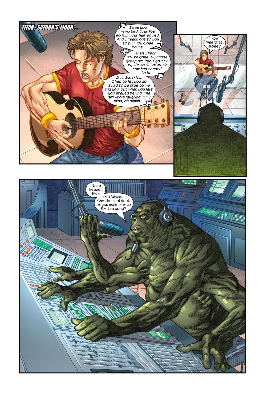 Captain Marvel (2002) Issue #19 #19 - English 5