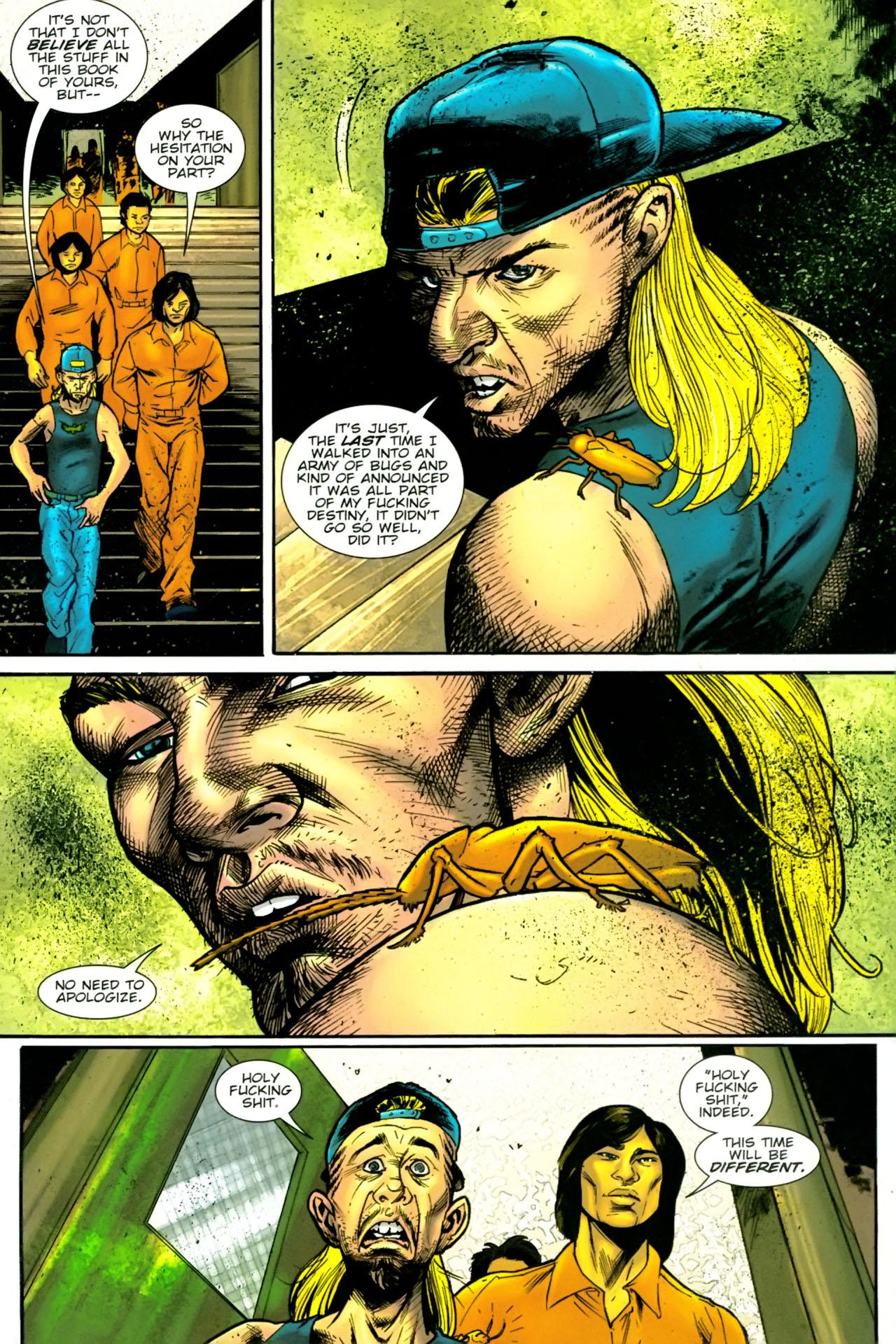 Read online The Exterminators comic -  Issue #22 - 10