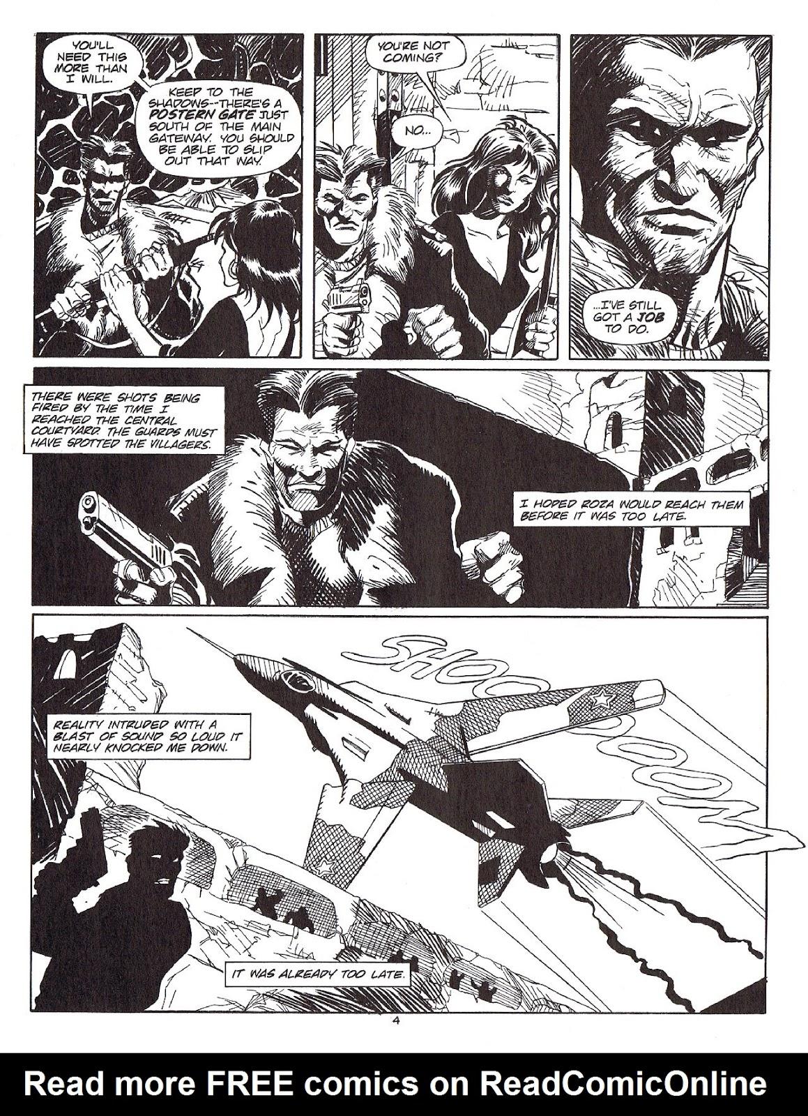 Read online Merchants of Death comic -  Issue #4 - 34