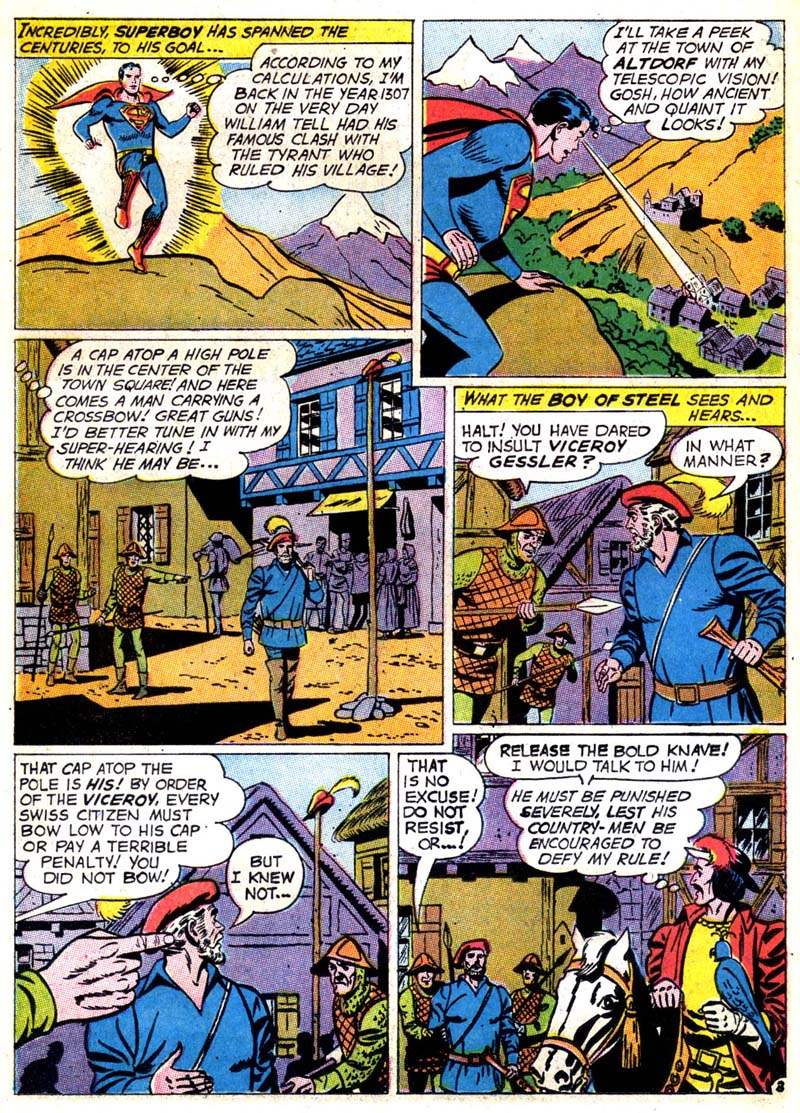 Superboy (1949) issue 145 - Page 20