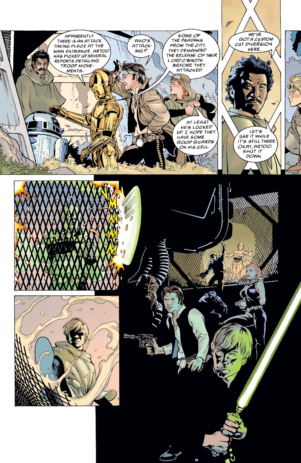 Read online Star Wars Legends: The New Republic - Epic Collection comic -  Issue # TPB 4 (Part 5) - 12
