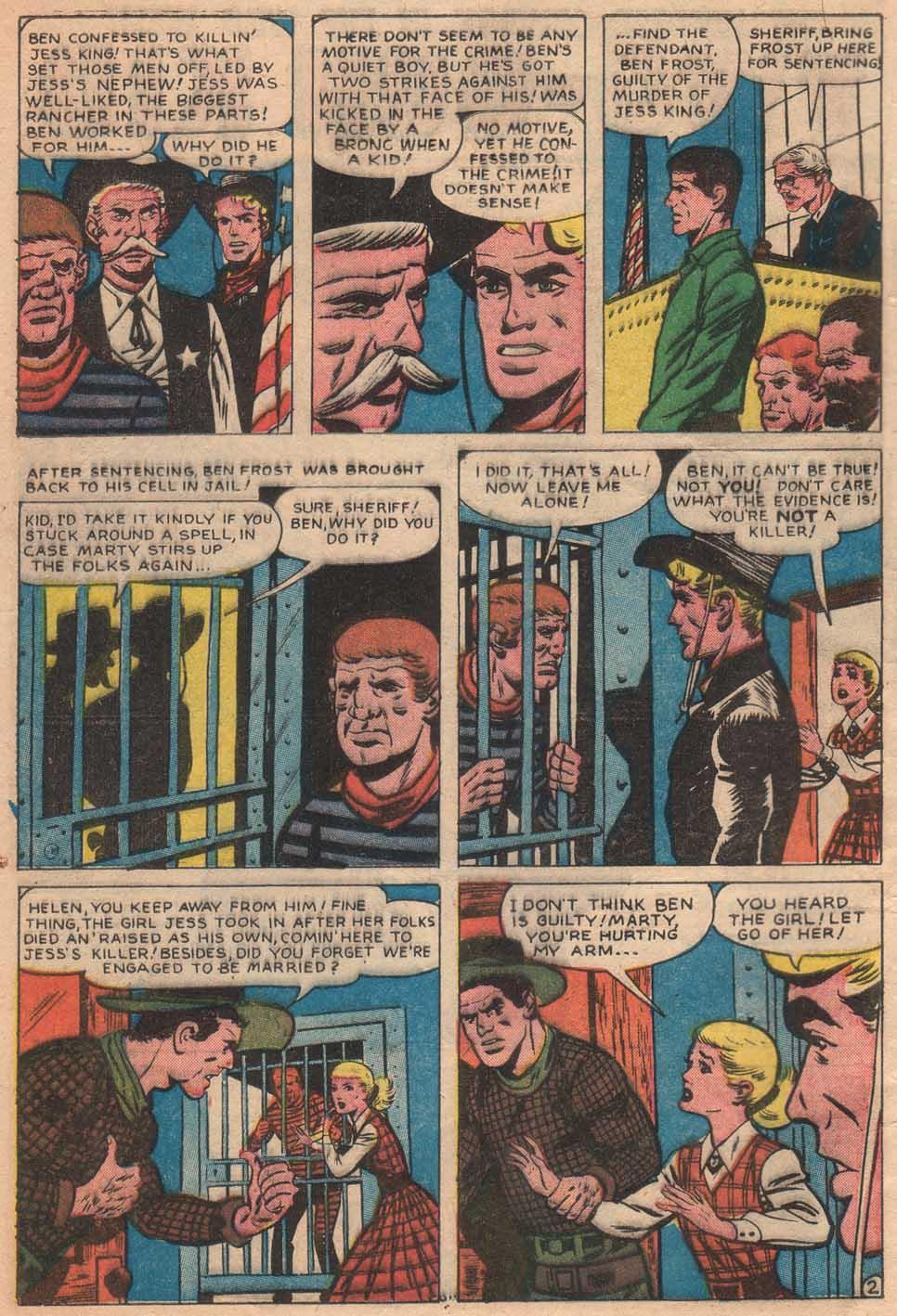 Read online Two-Gun Kid comic -  Issue #38 - 4