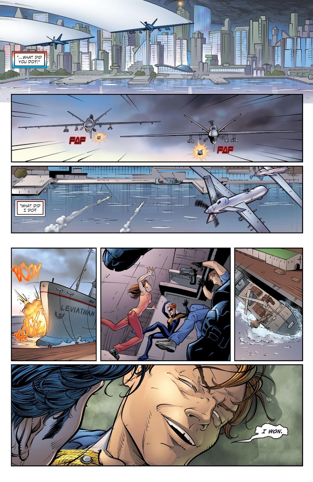 Read online Smallville Season 11 [II] comic -  Issue # TPB 2 - 122