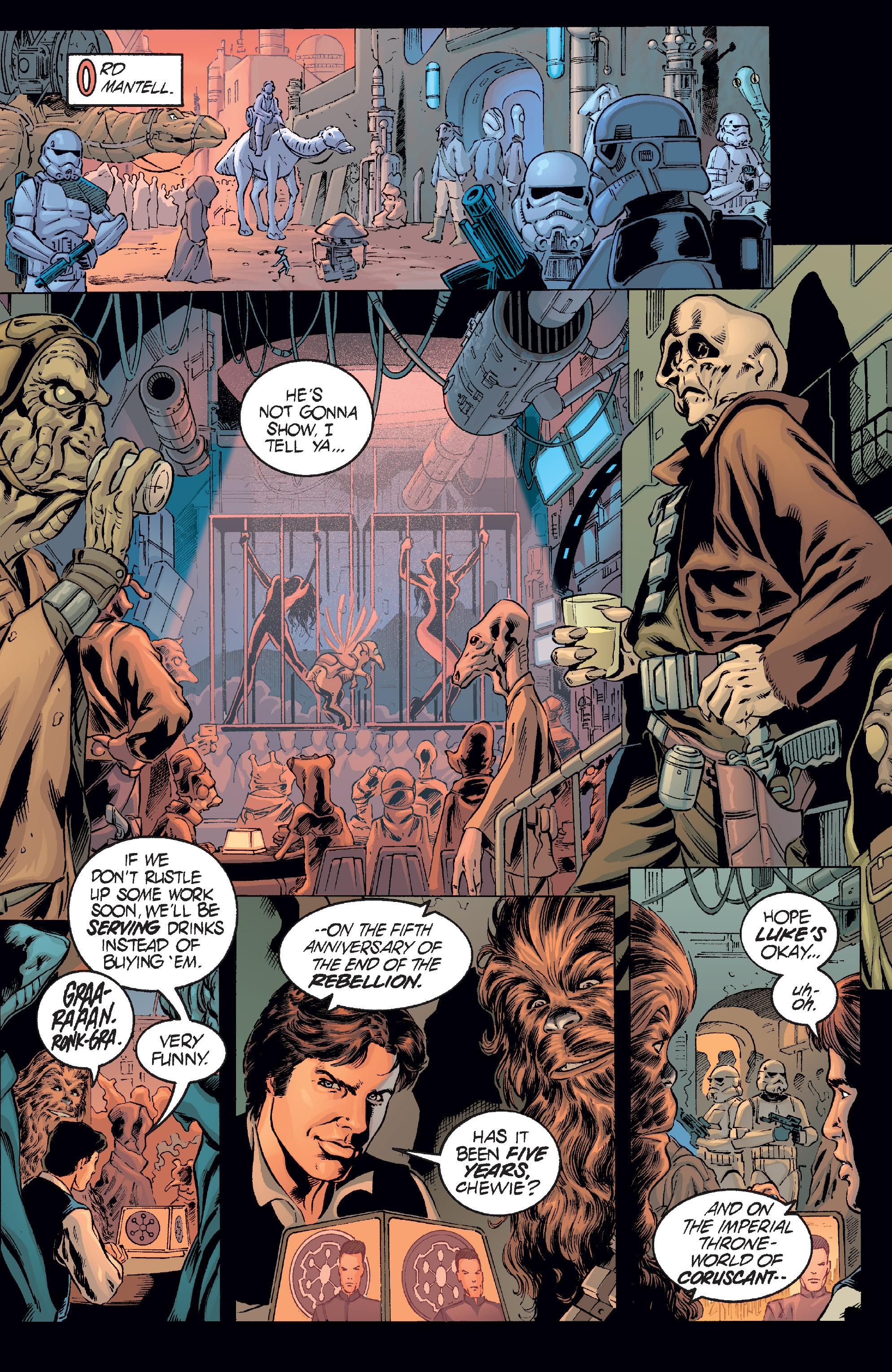 Read online Star Wars Omnibus comic -  Issue # Vol. 27 - 50