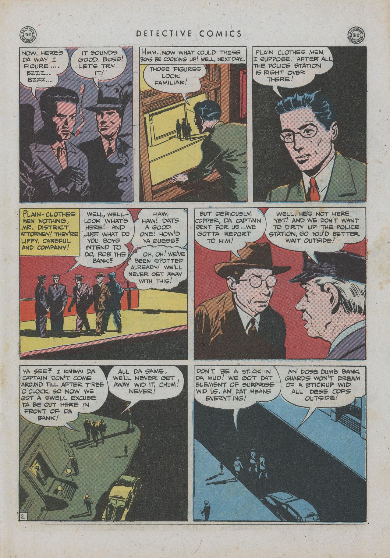 Read online Detective Comics (1937) comic -  Issue #99 - 46