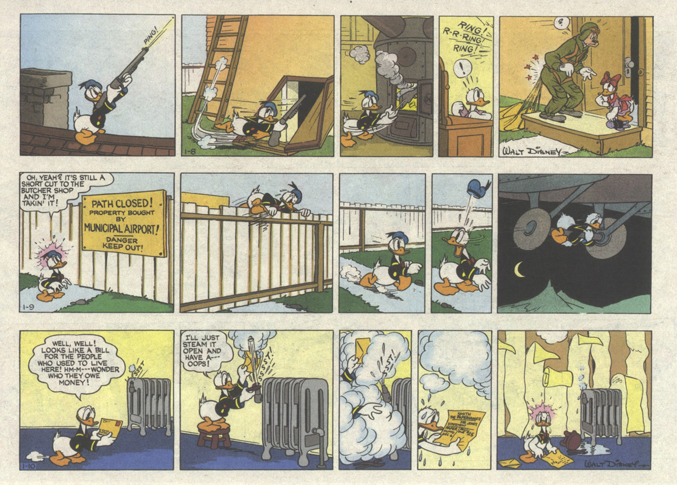 Walt Disney's Donald Duck (1952) issue 305 - Page 18