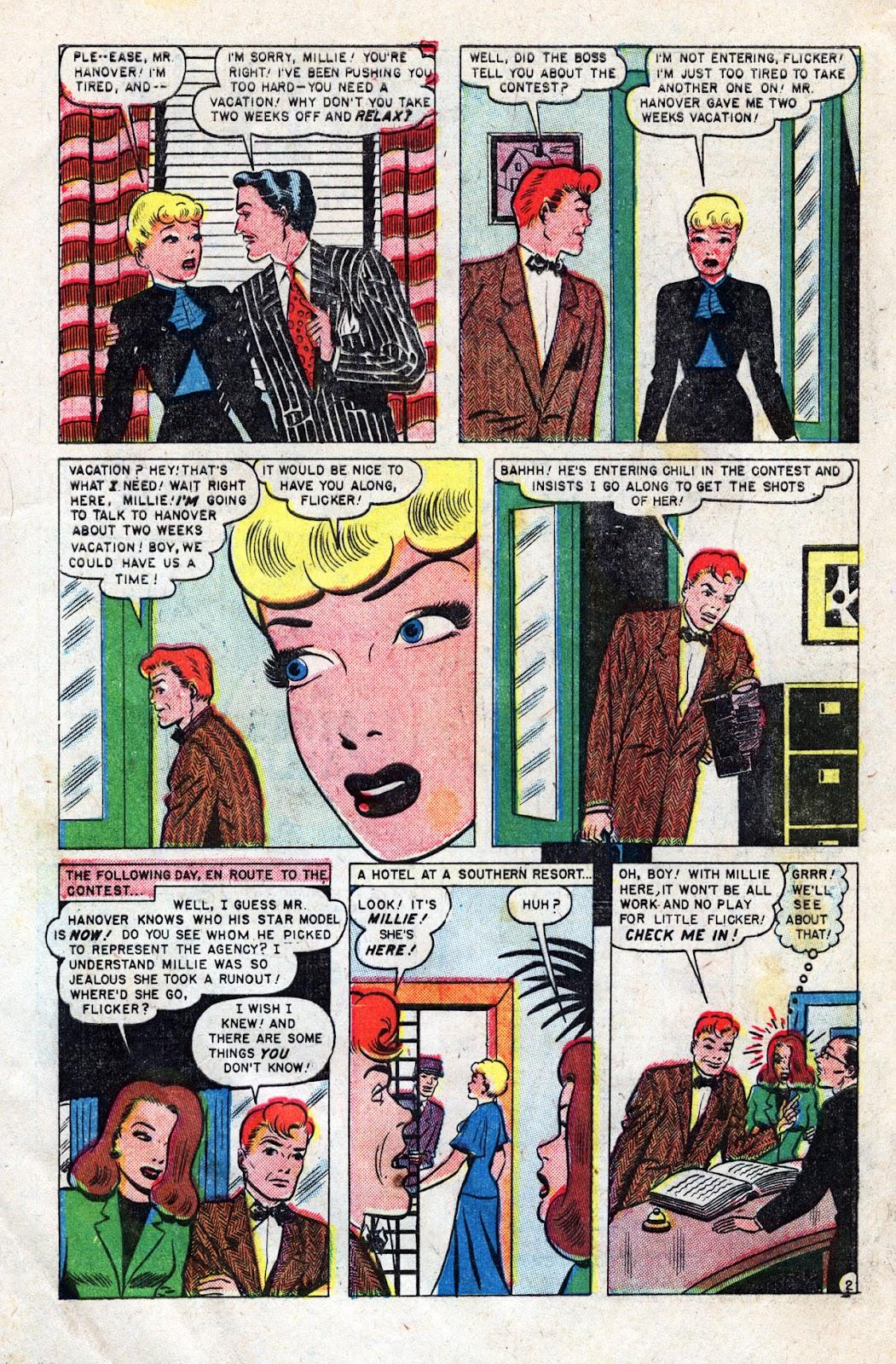 Read online Joker Comics comic -  Issue #33 - 4