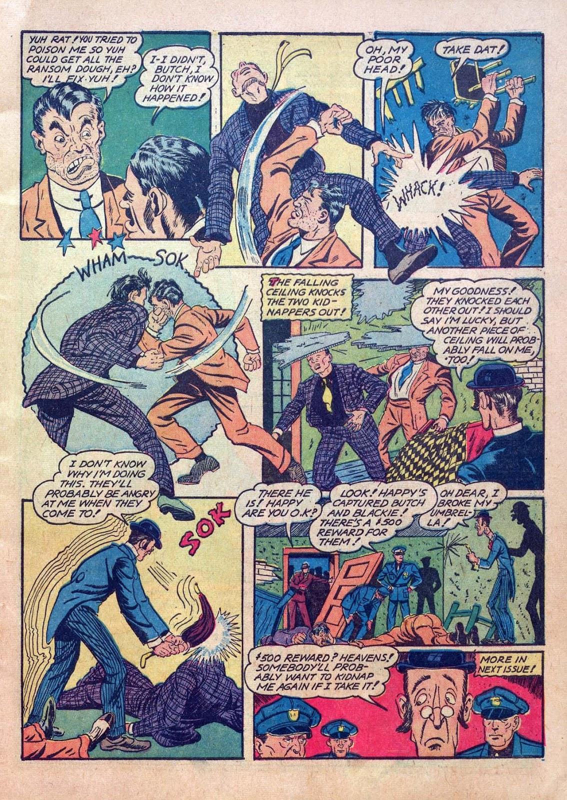 Read online Joker Comics comic -  Issue #1 - 13