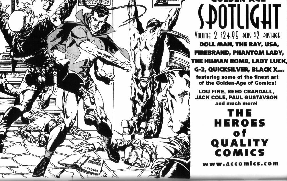 Read online Men of Mystery Comics comic -  Issue #45 - 51