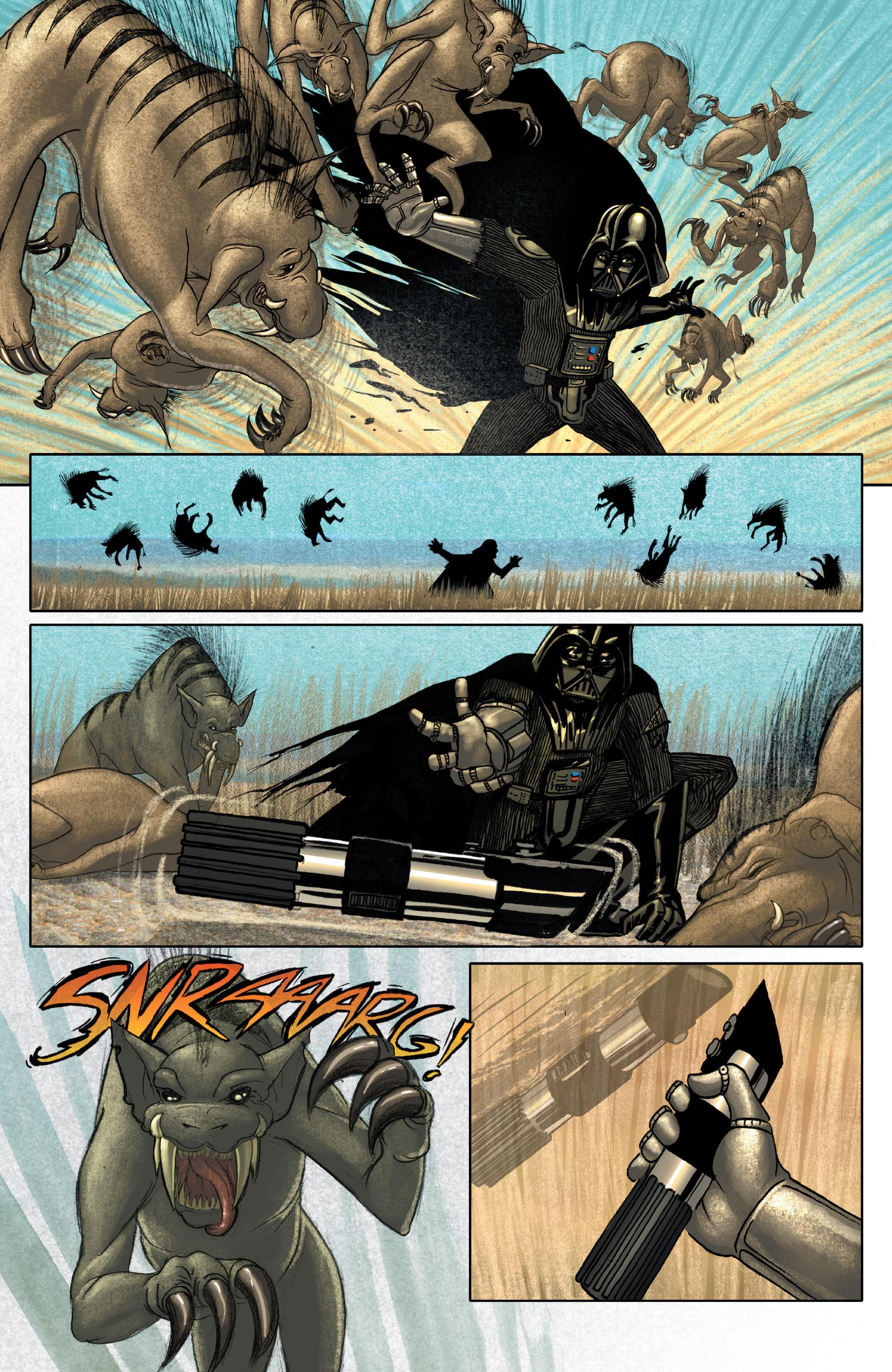 Read online Star Wars Omnibus comic -  Issue # Vol. 17 - 228