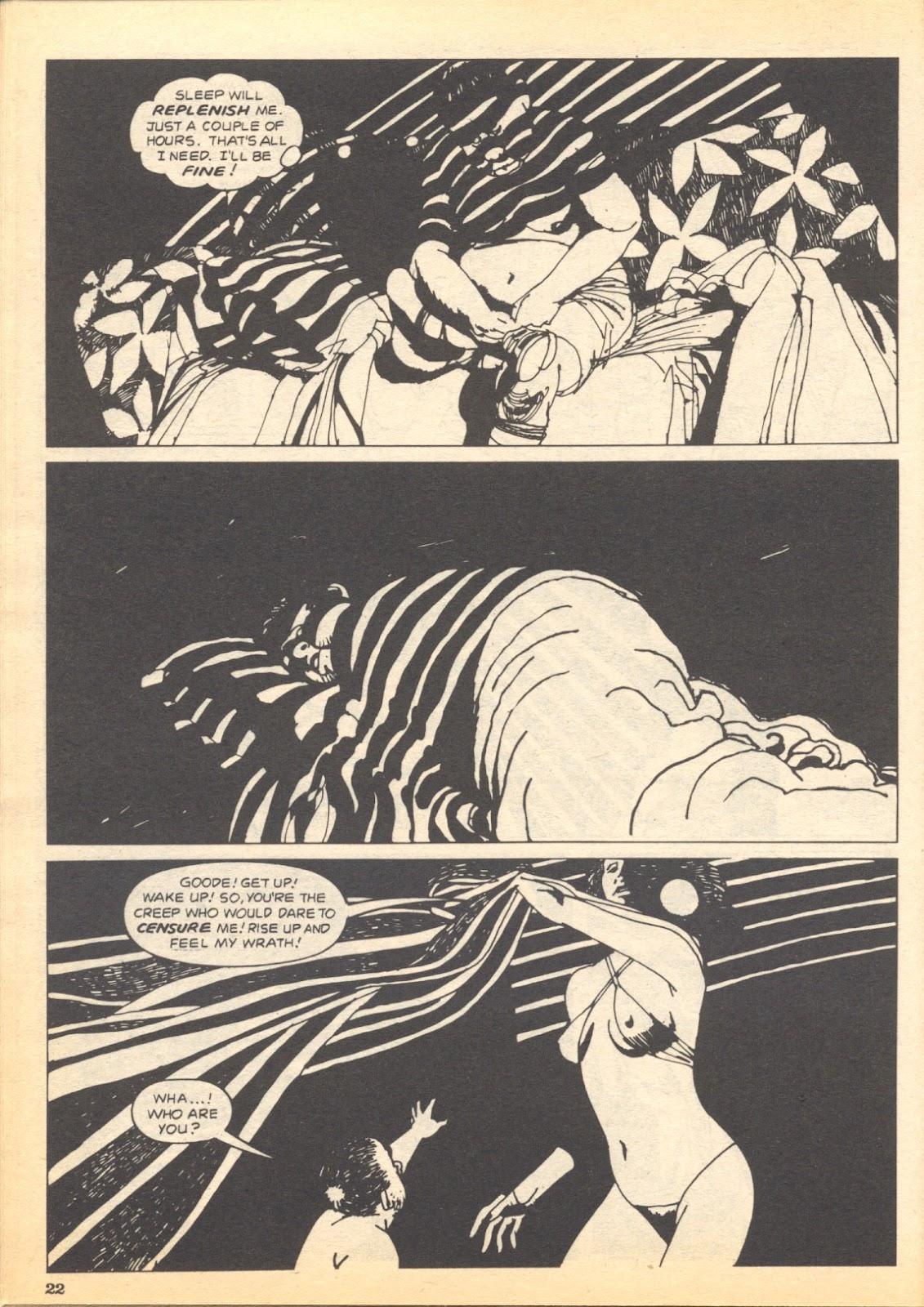 Creepy (1964) Issue #122 #122 - English 22
