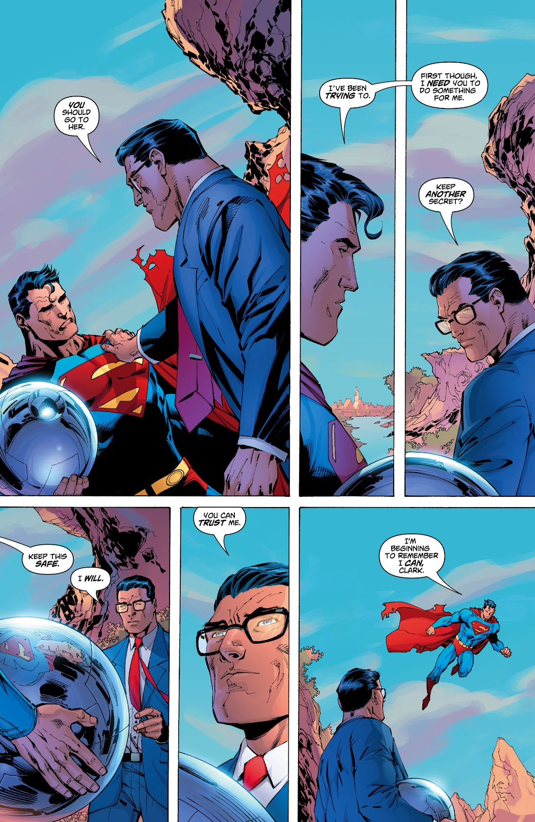 Read online Superman: For Tomorrow comic -  Issue # TPB (Part 3) - 11