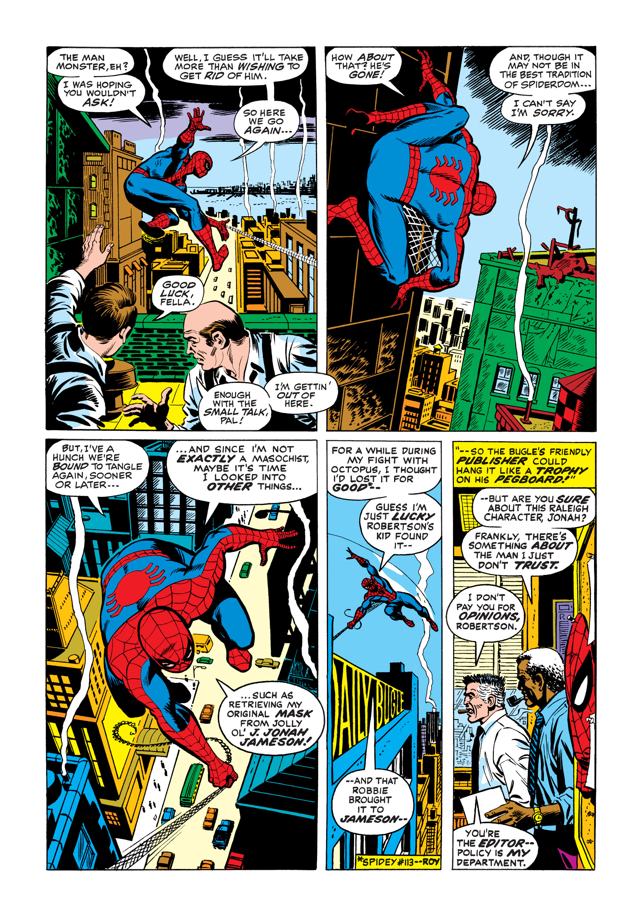 The Amazing Spider-Man (1963) 116 Page 9