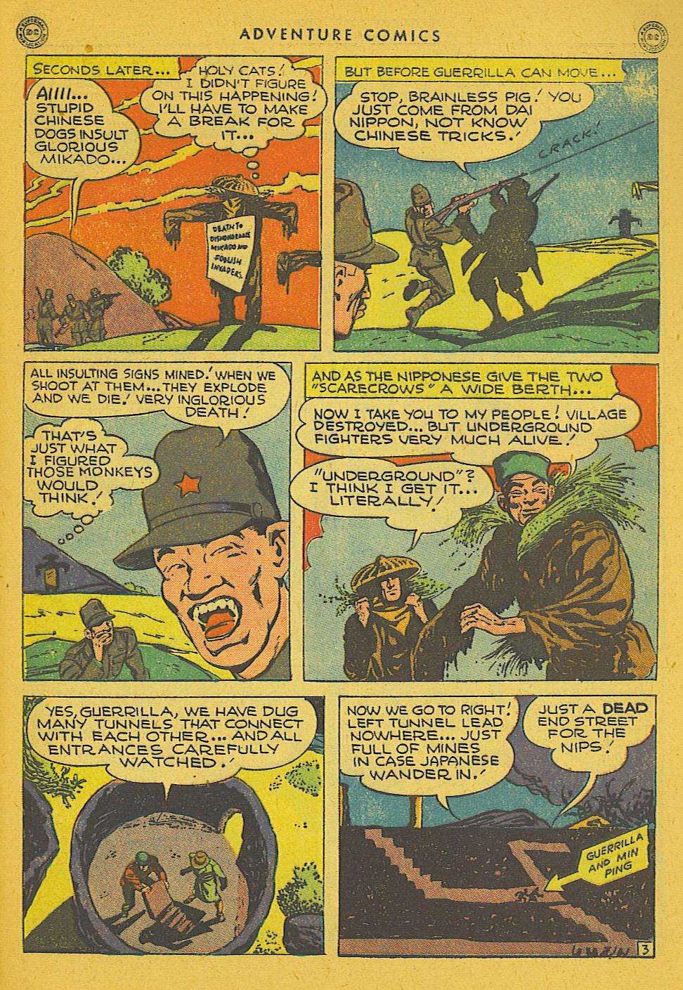 Read online Adventure Comics (1938) comic -  Issue #102 - 35