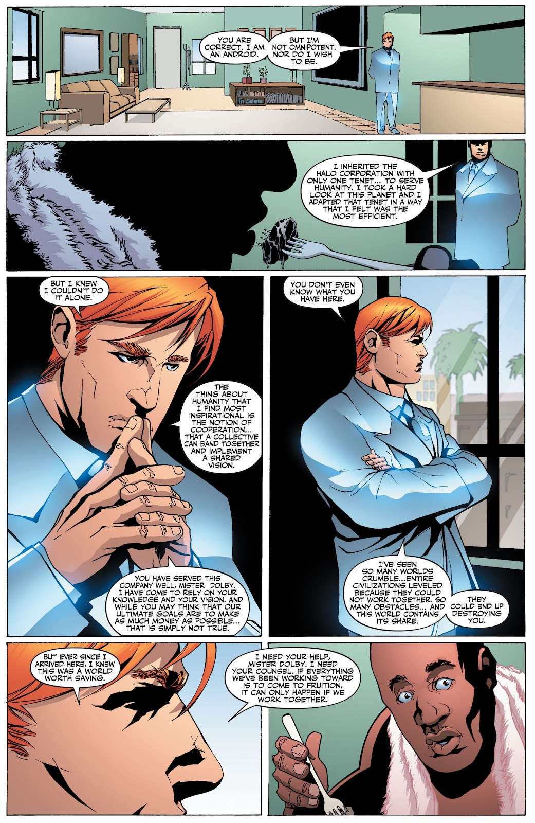 Wildcats Version 3.0 Issue #12 #12 - English 14