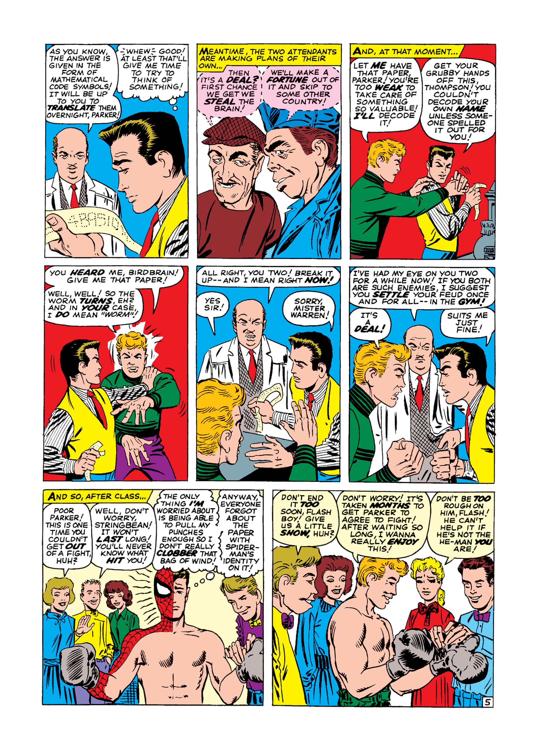 The Amazing Spider-Man (1963) 8 Page 5