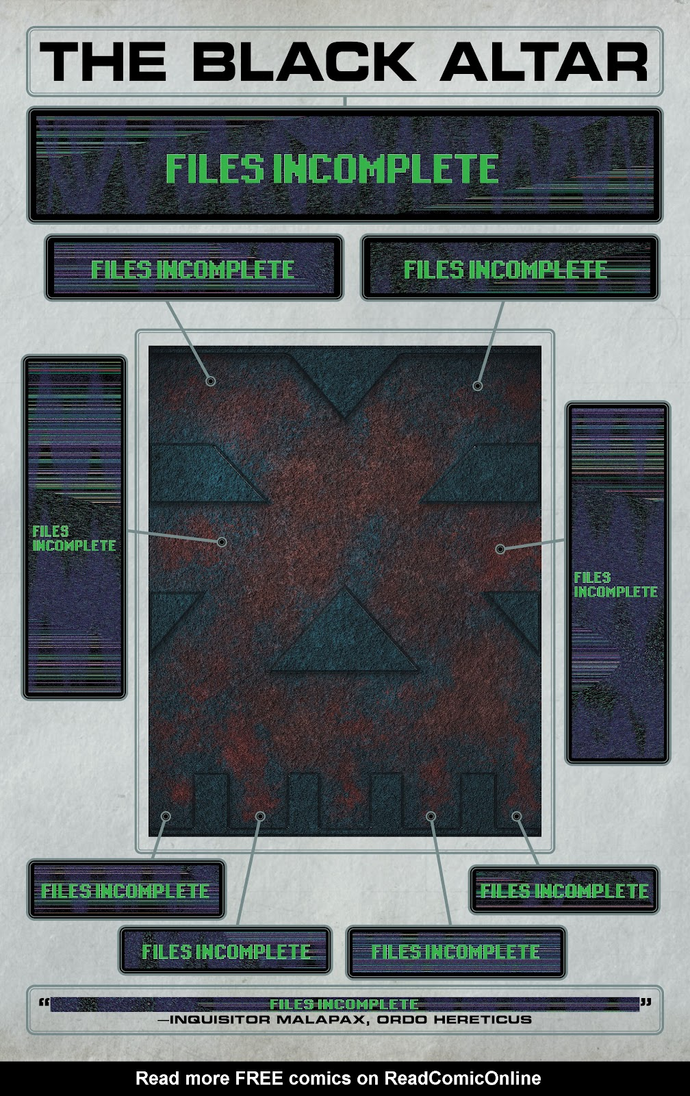 Warhammer 40,000: Marneus Calgar issue 5 - Page 23