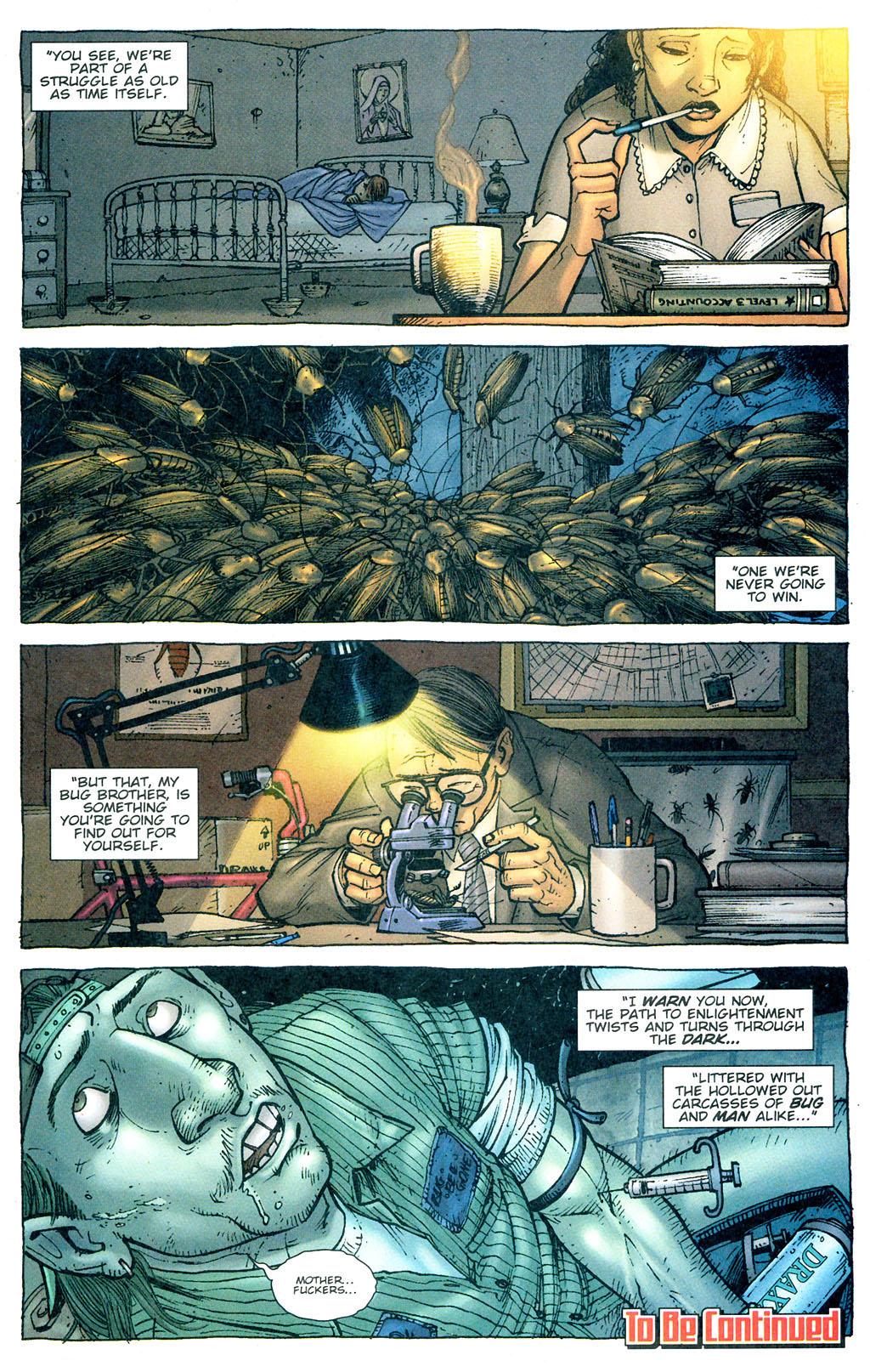 Read online The Exterminators comic -  Issue #1 - 24