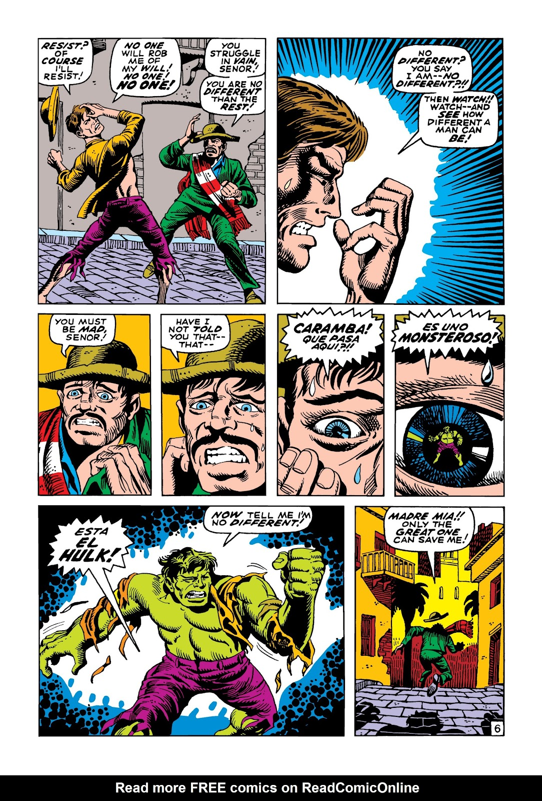 Read online Marvel Masterworks: The Incredible Hulk comic -  Issue # TPB 5 (Part 2) - 80