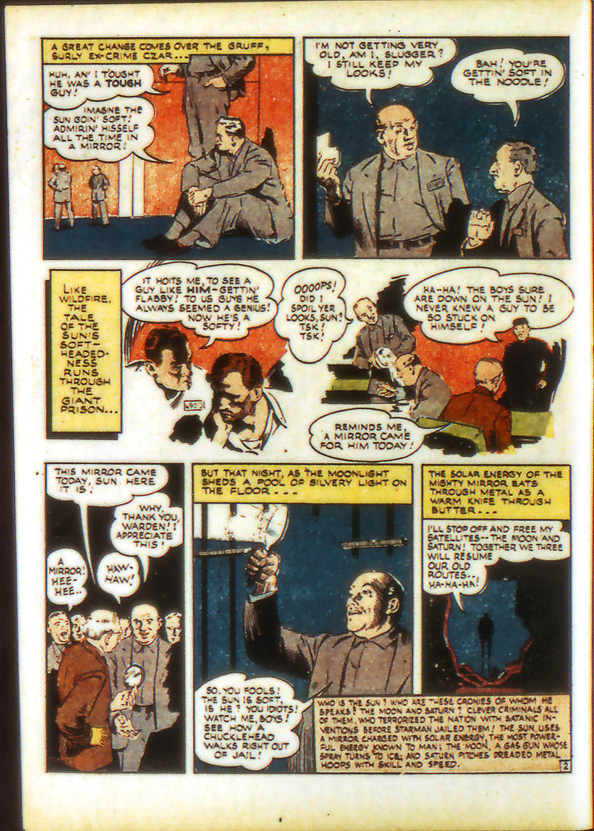 Read online Adventure Comics (1938) comic -  Issue #89 - 30