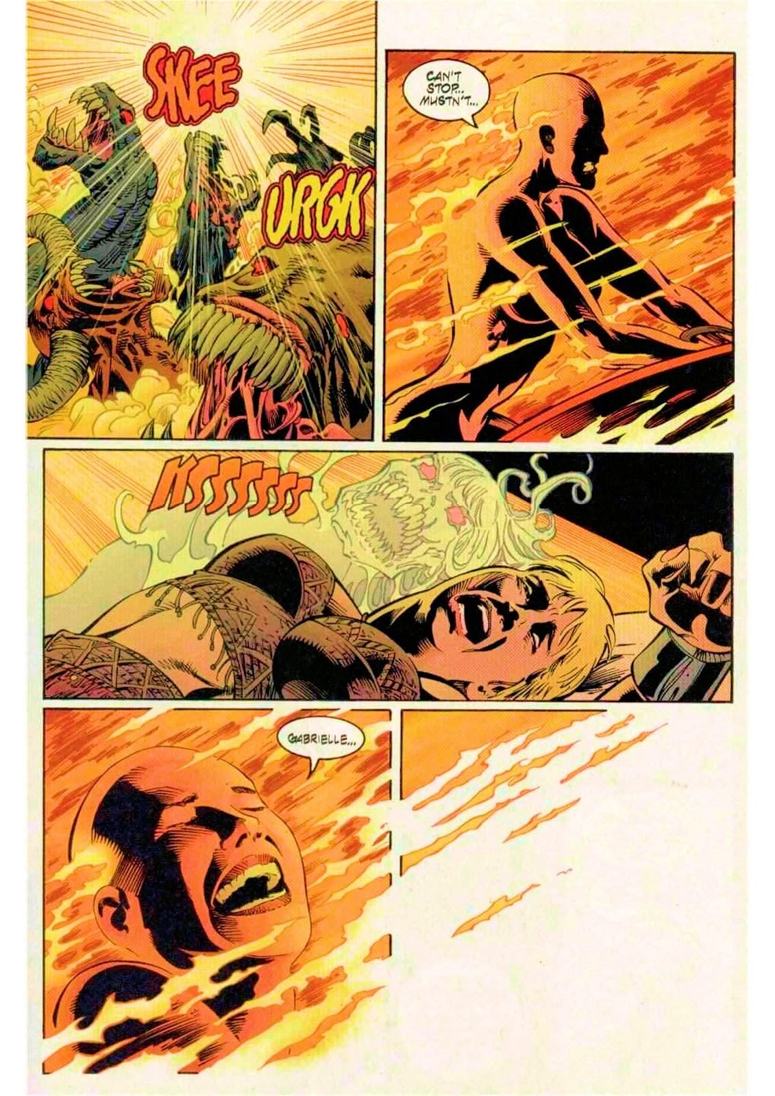 Xena: Warrior Princess (1999) Issue #12 #12 - English 21