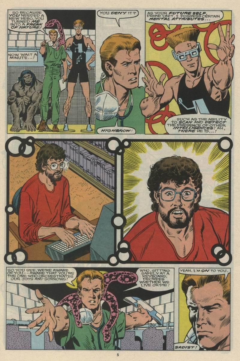Read online Alpha Flight (1983) comic -  Issue #66 - 6
