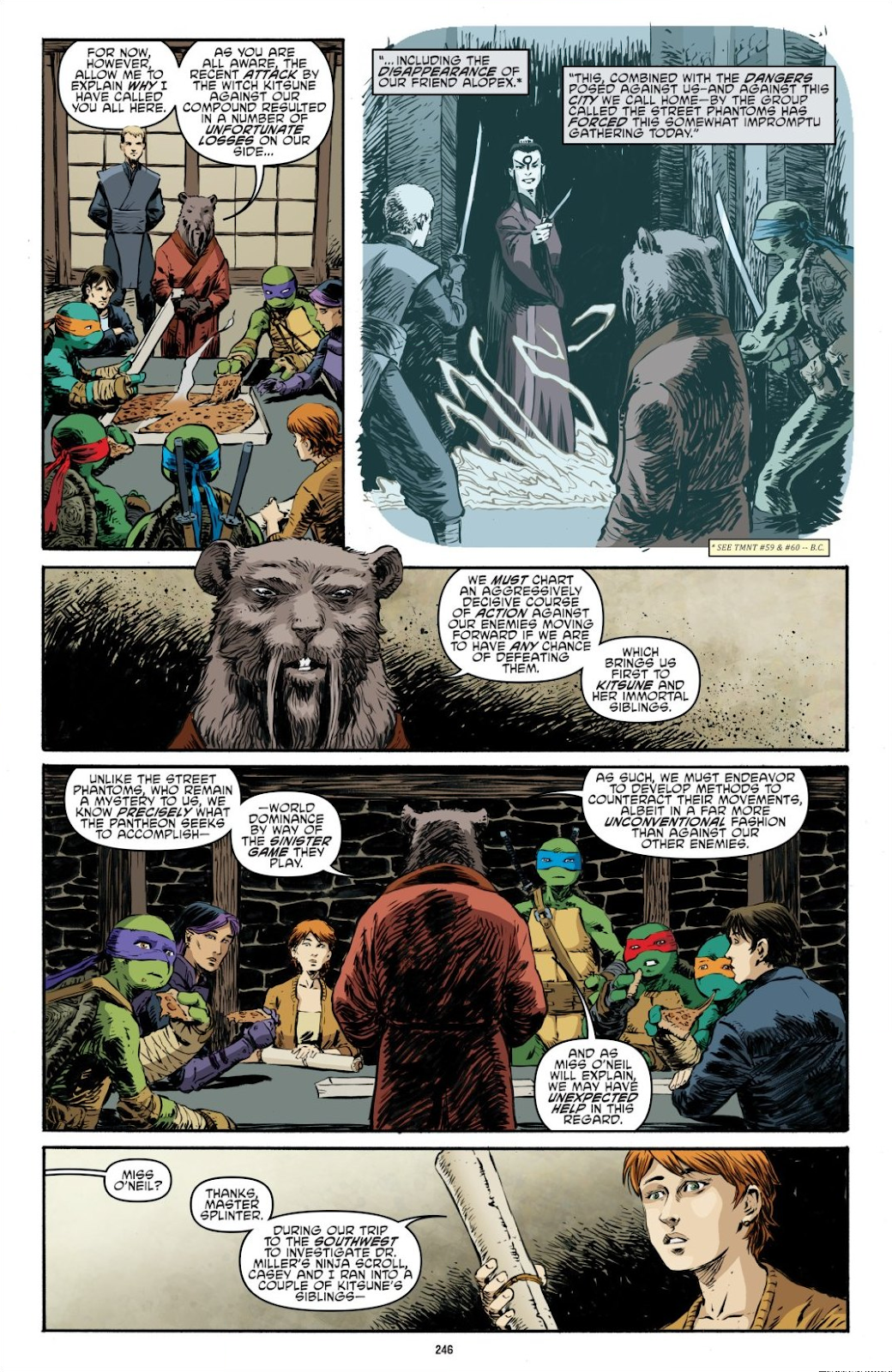 Read online Teenage Mutant Ninja Turtles: The IDW Collection comic -  Issue # TPB 7 (Part 3) - 38