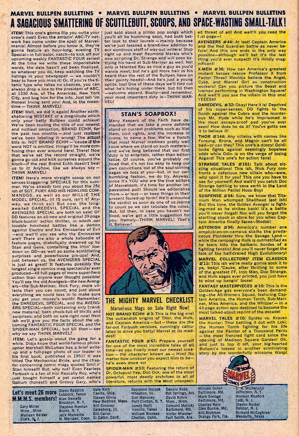 Read online Sgt. Fury comic -  Issue #46 - 30