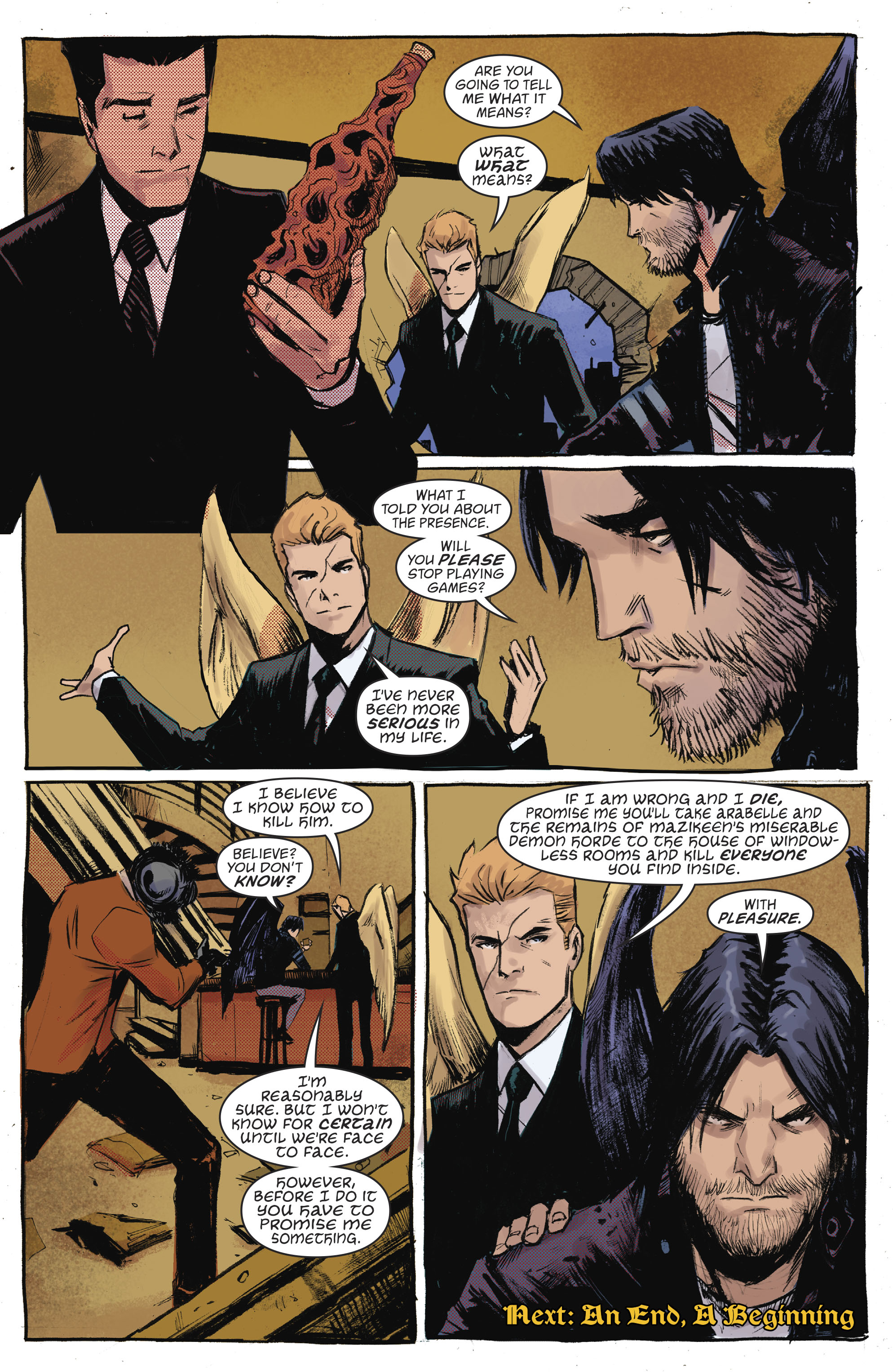 Read online Lucifer (2016) comic -  Issue #18 - 23