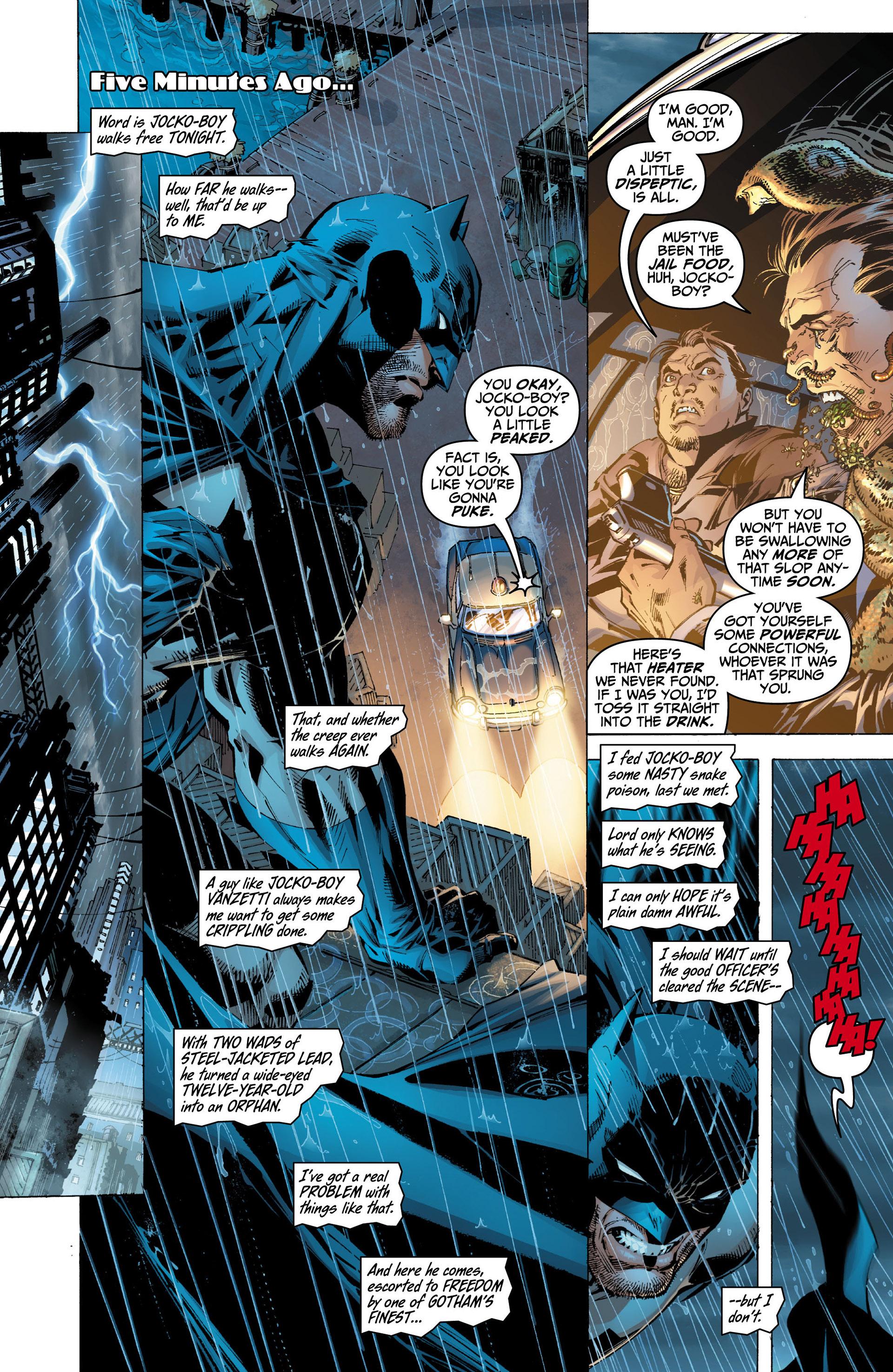 Read online All Star Batman & Robin, The Boy Wonder comic -  Issue #6 - 17