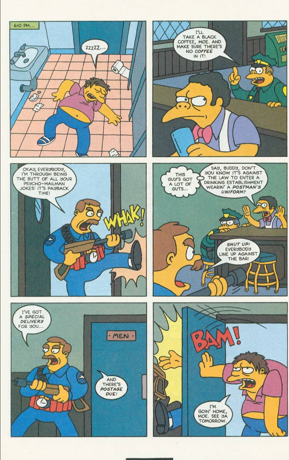 Read online Simpsons Comics comic -  Issue #9 - 29