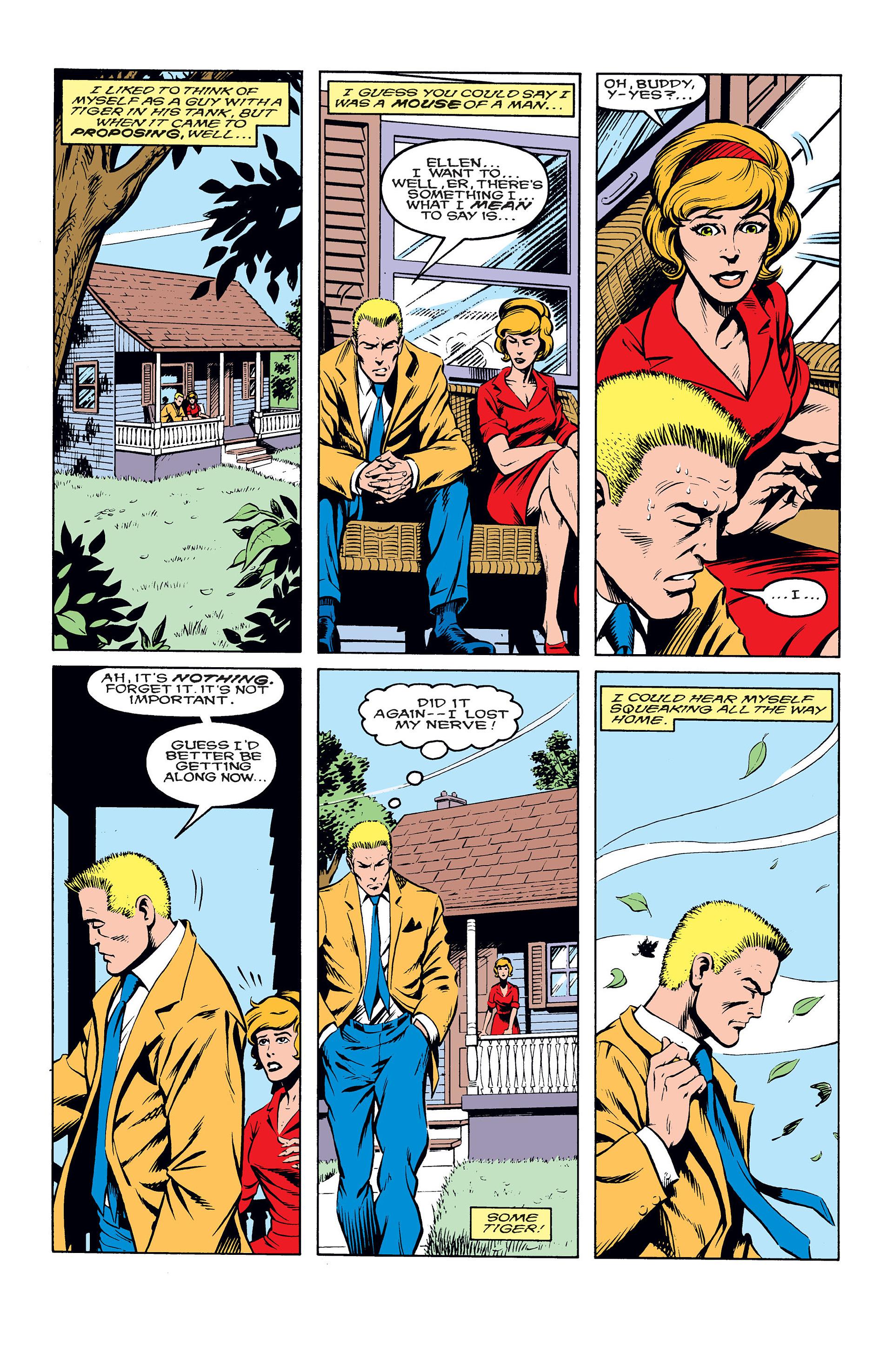 Read online Animal Man (1988) comic -  Issue #10 - 10