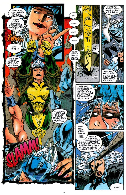 X-Men (1991) 32 Page 5