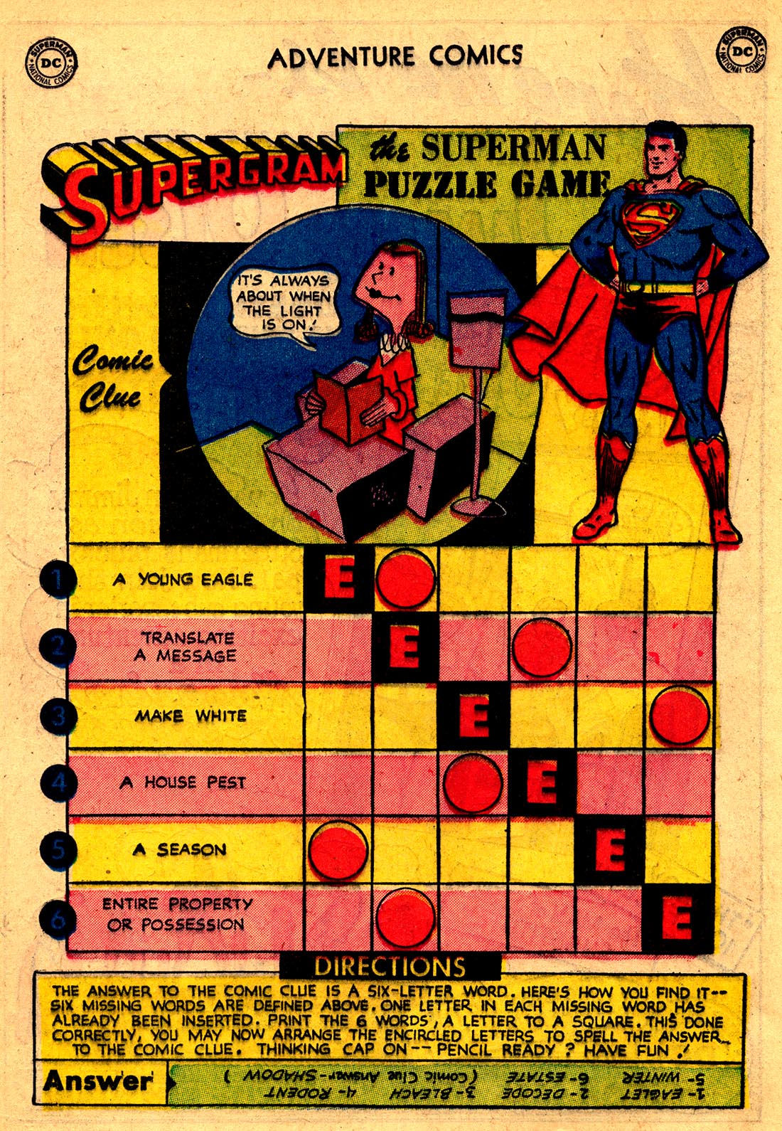 Read online Adventure Comics (1938) comic -  Issue #204 - 24