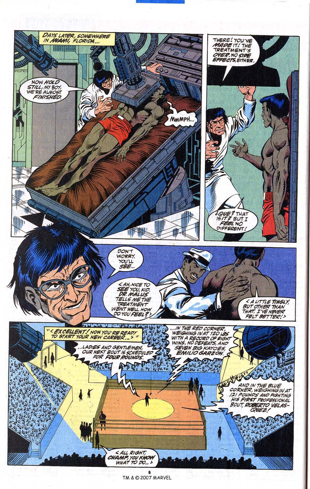 Read online Captain America (1968) comic -  Issue # _Annual 12 - 10