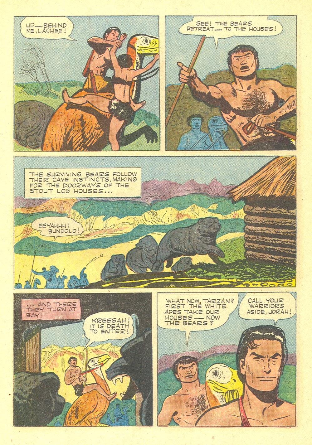 Tarzan (1948) issue 65 - Page 7