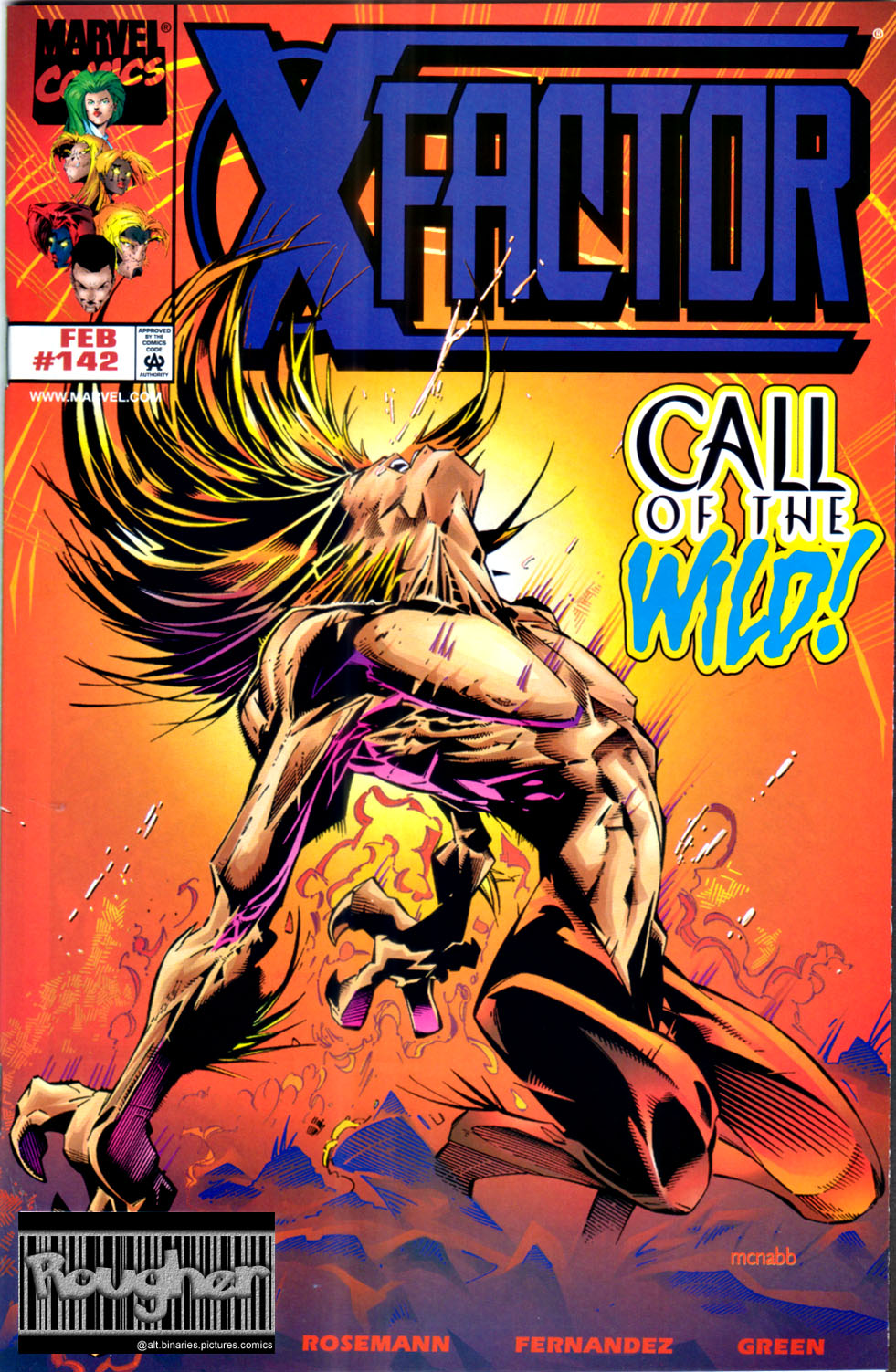 Read online X-Factor (1986) comic -  Issue #142 - 1
